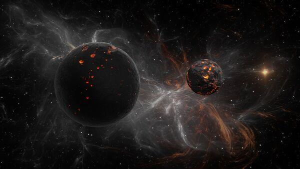 Temné planety v kosmu - Sputnik Česká republika