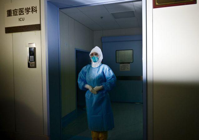 Čínská nemocnice