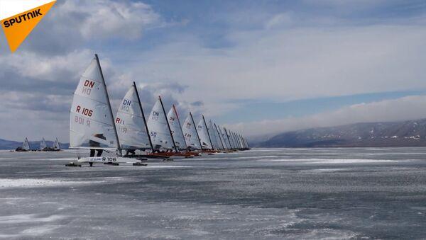 Baikal - Sputnik Česká republika