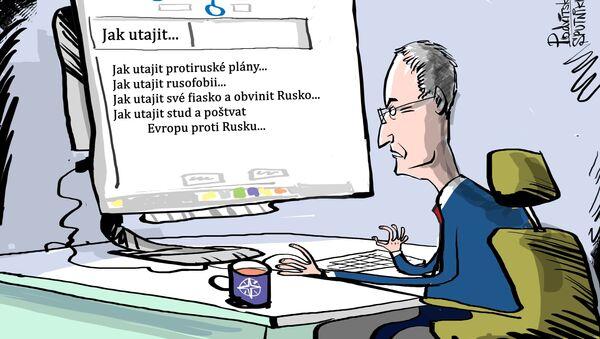 Umělá inteligence ovládla NATO - Sputnik Česká republika