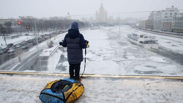 Moskva, Rusko - Sputnik Česká republika