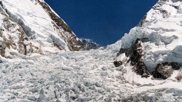 Ledovec Khumbu  - Sputnik Česká republika