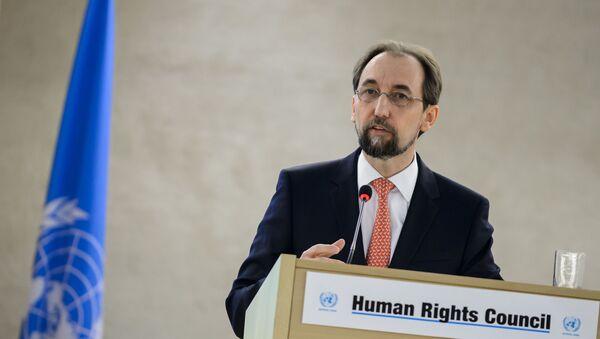Zeid Ra'ad Al Hussein. Ilustrační foto - Sputnik Česká republika