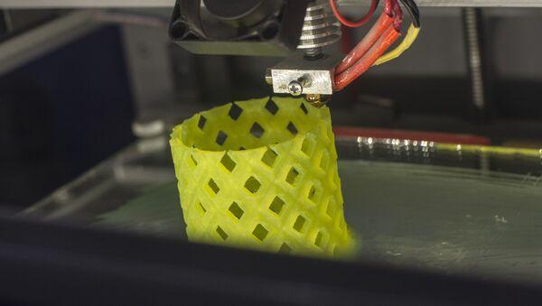 3D принтер. Архивное фото - Sputnik Česká republika
