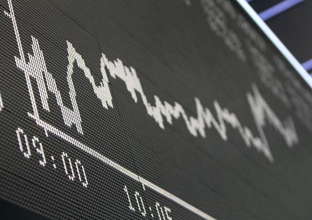 Index DAX na frankfurtské burze
