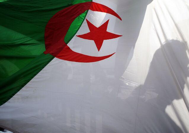 Alžíraká vlajka