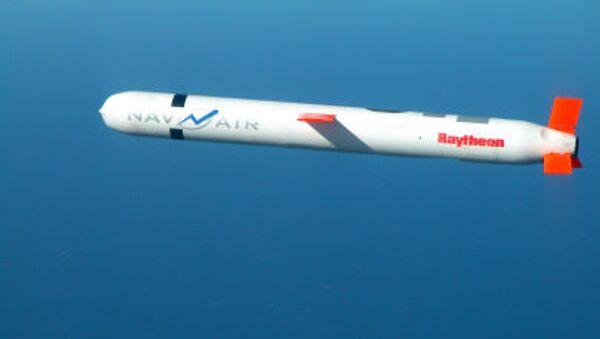 Raketa BGM-109 Tomahawk - Sputnik Česká republika