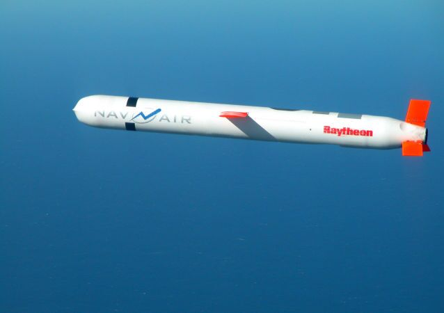 Raketa BGM-109 Tomahawk