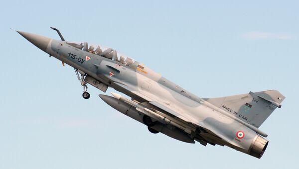 Stíhací letoun Mirage 2000 - Sputnik Česká republika