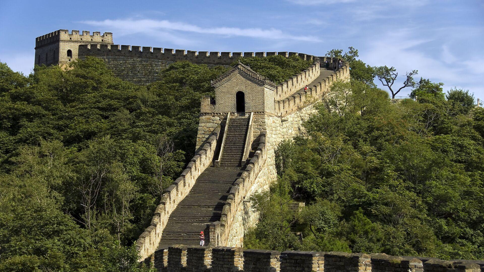 Velká čínská zeď - Sputnik Česká republika, 1920, 11.06.2021