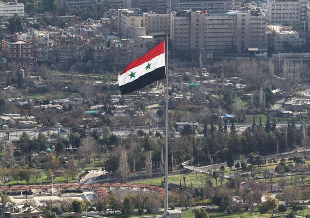 Výhled na Damašek