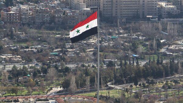 Výhled na Damašek - Sputnik Česká republika