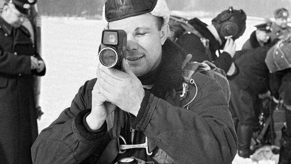 Vesmír včera a dnes: 57 let od letu Gagarina - Sputnik Česká republika