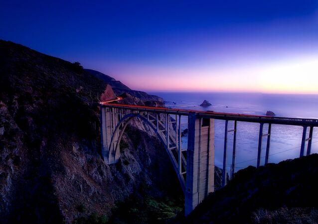 Big Sur v Kalifornii