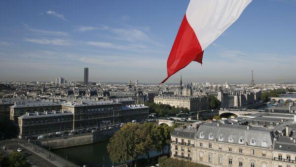 Pohled na Paříž, Francie - Sputnik Česká republika