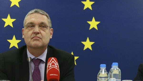 Velvyslanec Evropské unie Markus Ederer - Sputnik Česká republika