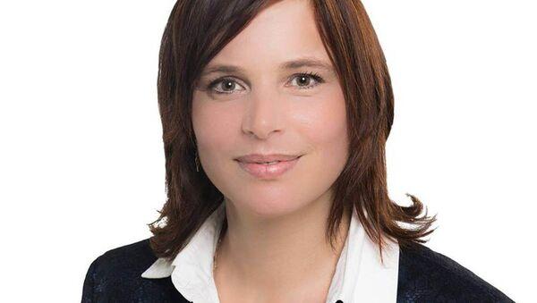 Místopředsedkyně poslaneckého klubu OĽaNO Veronika Remišová - Sputnik Česká republika