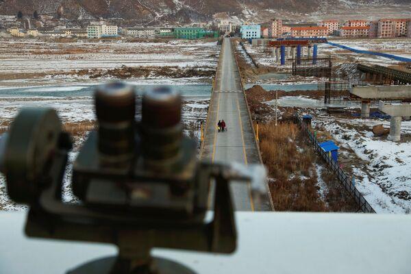 Severní Korea v objektivu dalekohledu - Sputnik Česká republika