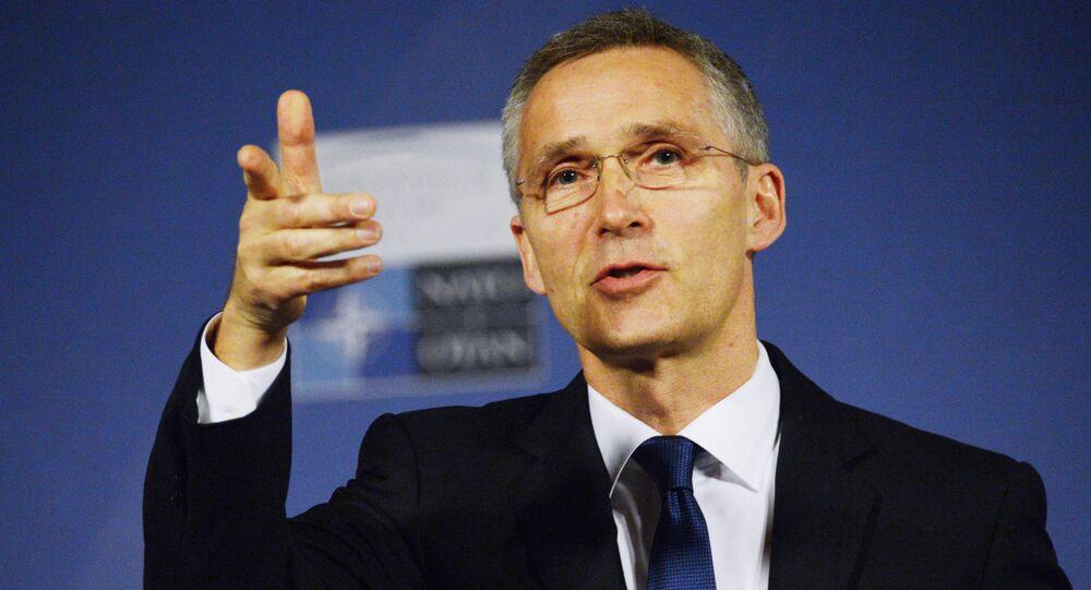 Generální tajemník NATO