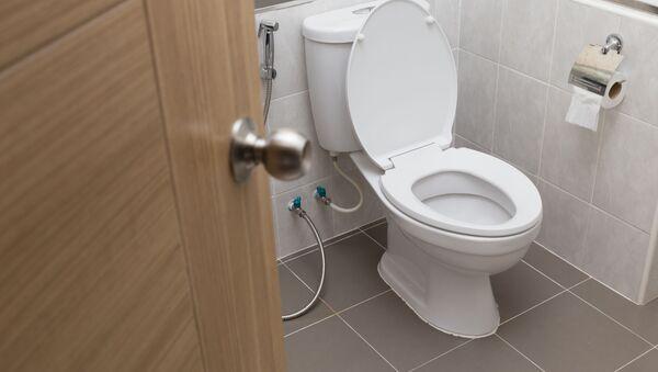 Záchod - Sputnik Česká republika