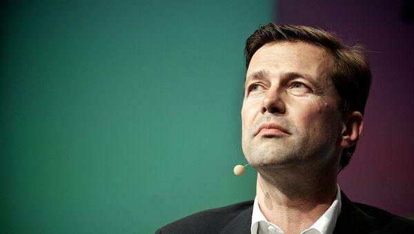 Mluvčí německé kancléřky Steffen Seibert - Sputnik Česká republika