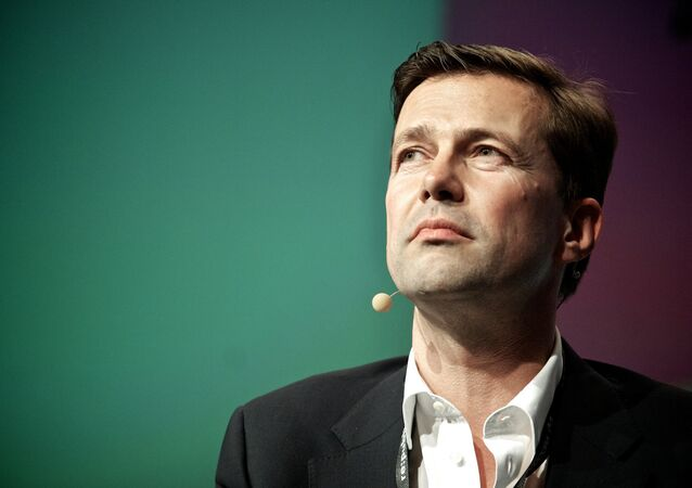 Mluvčí německé kancléřky Steffen Seibert