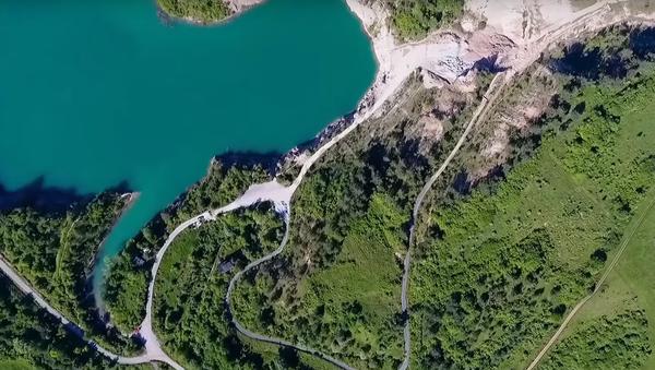 """Víte, kde hledat slovenská """"Plitvická jezera""""? Další skrytá krása Slovenska - Sputnik Česká republika"""