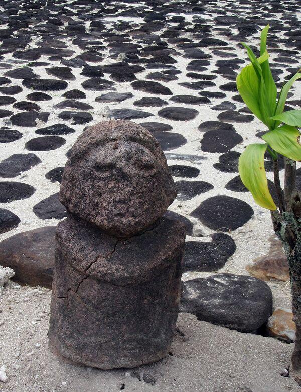 Kostel Míru, dolmeny a havajské vulkány. Téměř neznámé objekty světového dědictví - Sputnik Česká republika