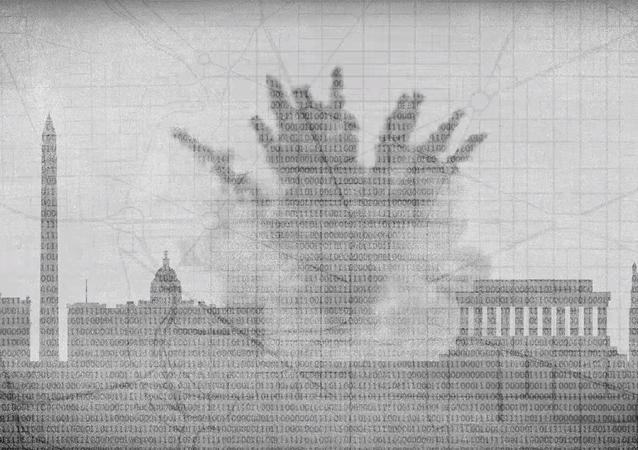 Vědci z Polytechnické univerzity ve Virginii představili model výbuchu atomové bomby v centru Washingtonu