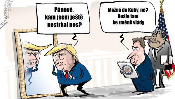 Hleď si svého - Sputnik Česká republika