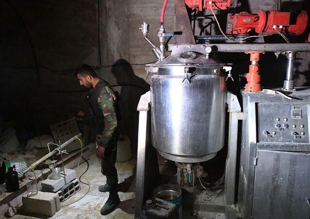 Chemická laboratoř v Dúmě