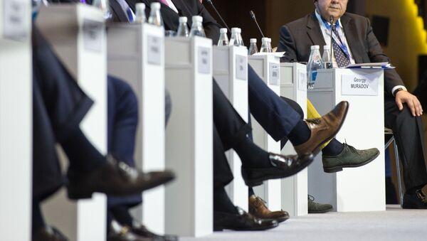 Jaltské mezinárodní ekonomické fórum. Ilustrační foto - Sputnik Česká republika