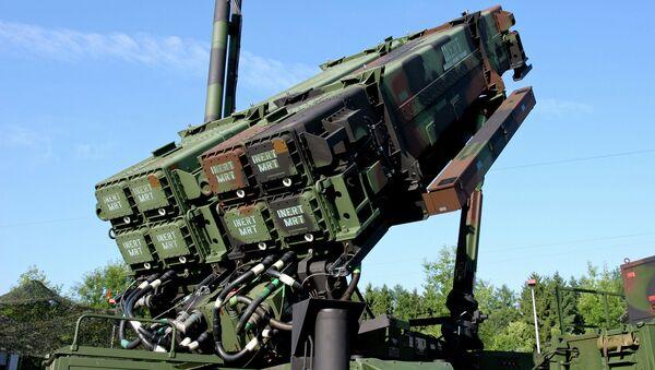 Americký raketový systém Patriot - Sputnik Česká republika
