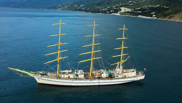 Krym. Jalta - Sputnik Česká republika