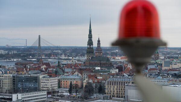 Riga, Lotyšsko - Sputnik Česká republika