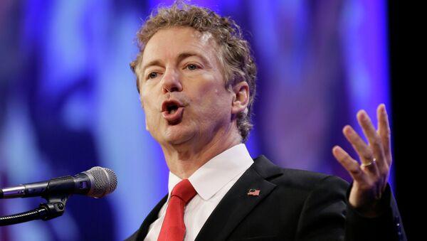 Americký senátor za Demokratickou stranu Rand Paul - Sputnik Česká republika
