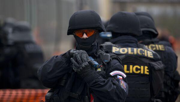 Policie ČR - Sputnik Česká republika