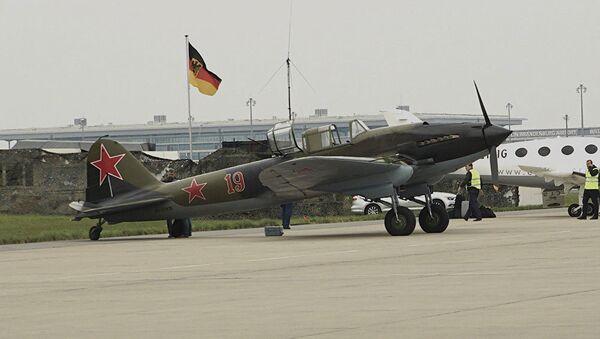 Sovětský letoun Il-2 - Sputnik Česká republika