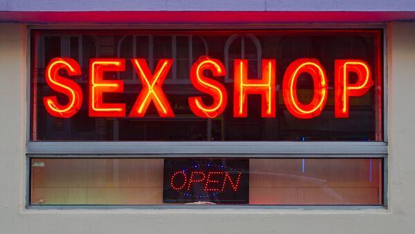 Sex Shop - Sputnik Česká republika