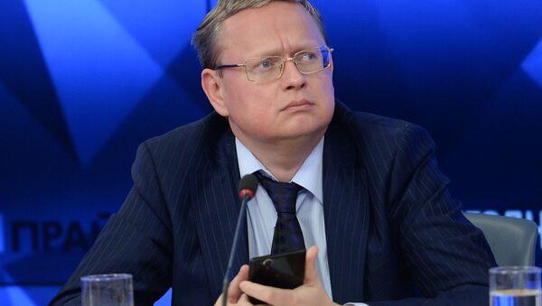 Michail Děljagin, ředitel Institutu problémů globalizace - Sputnik Česká republika