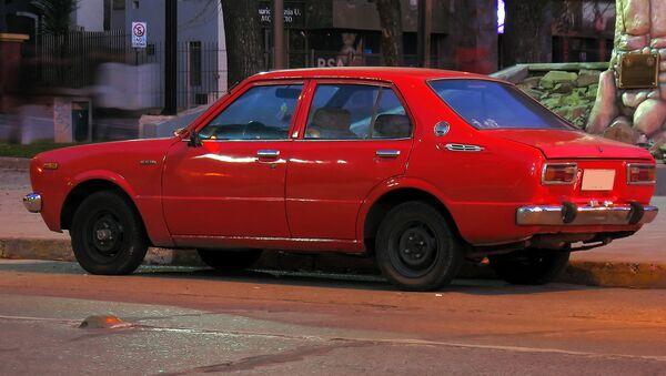 Toyota Corolla z roku 1978. Ilustrační foto - Sputnik Česká republika
