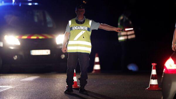 Policista - Sputnik Česká republika