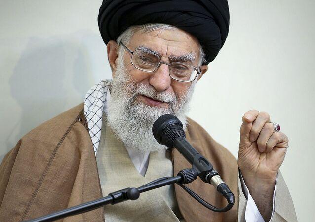 Ájatolláh Sajjid Alí Chameneí