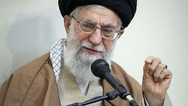 Ájatolláh Sajjid Alí Chameneí - Sputnik Česká republika