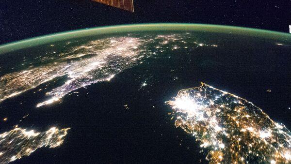 Korejský poloostrov - Sputnik Česká republika