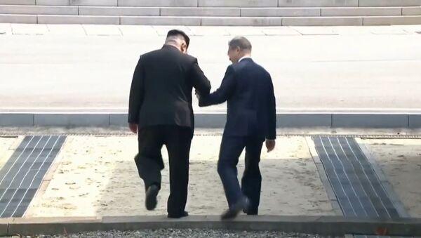Rande roku Kim Moon - Sputnik Česká republika