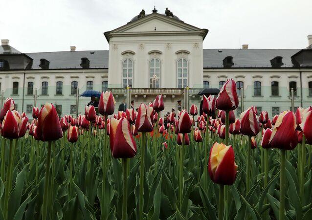 Prezidentský palác v Bratislavě