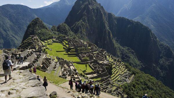 Machu Picchu, Peru. Ilustrační foto - Sputnik Česká republika