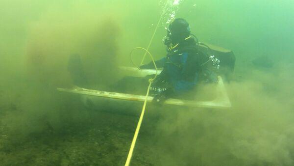 Představte si na chvílí jak by vypadal lidský život pod vodou - Sputnik Česká republika