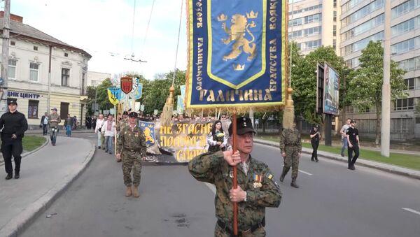 Ukrajina nacionalisty - Sputnik Česká republika